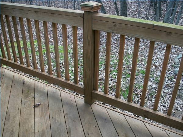 How Does Trex Decking Compare to Pressure Treated Decking?