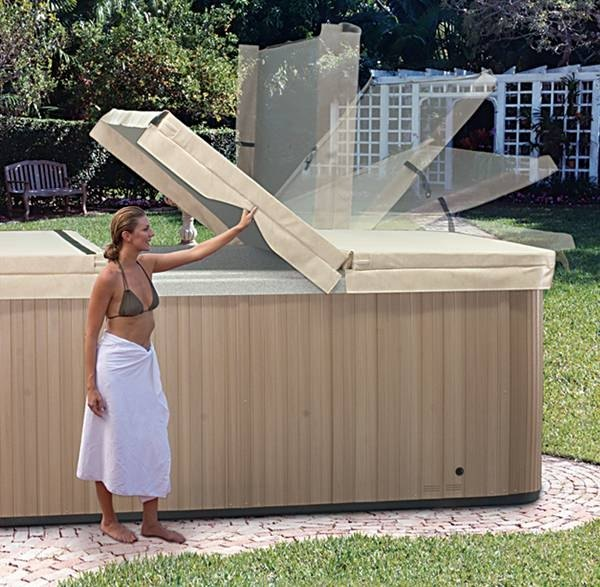 Installing an Outdoor Spa
