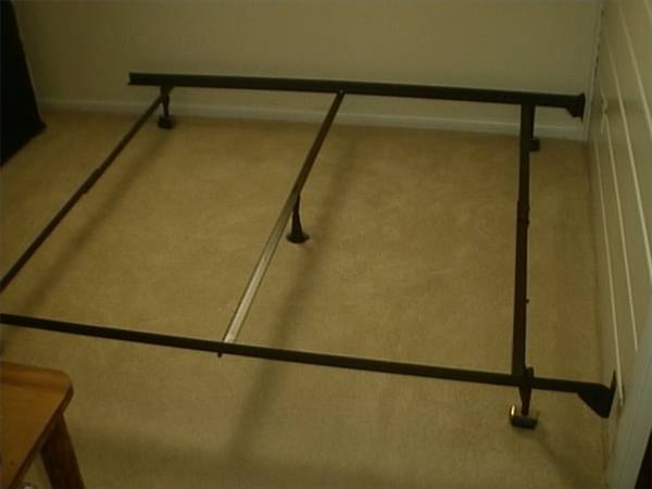 assemble a bed frame
