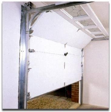 How alarm systems work with a garage door ehow for How garage door works