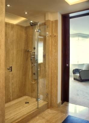 How to Design a Two-Person Shower | eHow