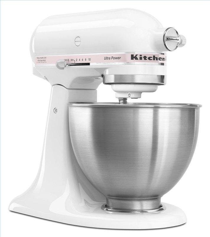 Kitchenaid Mixer Instructions Ehow