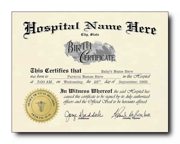 How Long Does it Take to Receive a Birth Certificate?