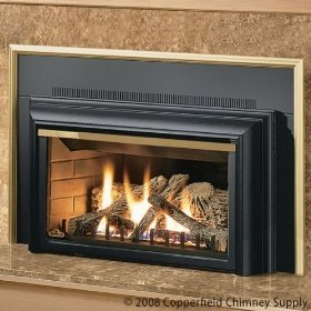 How to Choose Gas Fireplace Inserts eHow