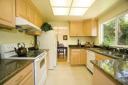 Types Of Kitchen Cabinets | EHow