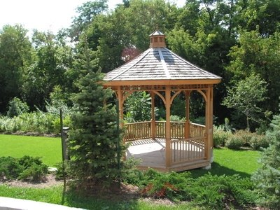 How To Install A Gazebo Ehow