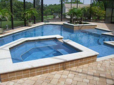 how to install pavers around a pool | ehow