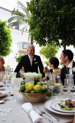 non denominational wedding prayers before dinner ehow