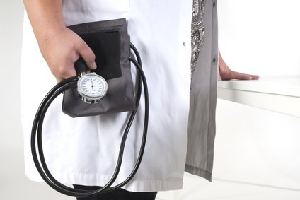 """White coat syndrome"" can cause transient hypertension"