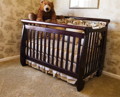 How To Turn A Crib Into A Full Headboard Ehow