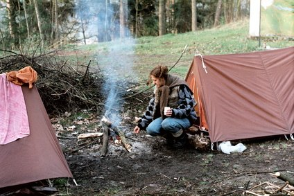 Camping is one activity that may be arranged by a coordinator.