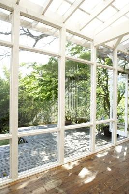 How To Frame Install Windows For Sunrooms Ehow