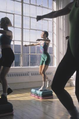 You can still do step aerobics even with shin splints.