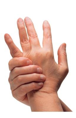 Pointer finger thumb tremor cause