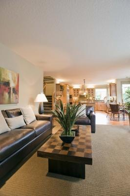 How to divide the living room and the entryway ehow - How to divide living room ...