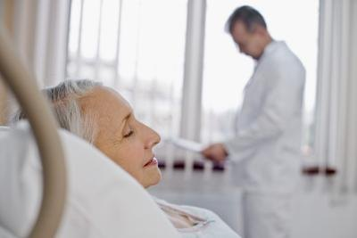 Signs of the End of Life in the Elderly