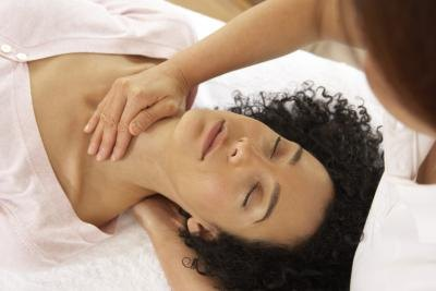 Pillows can help alleviate neck pain.