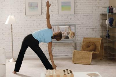 Yoga is a great low-impact, yet challenging workout.