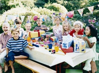 Birthday Party Ideas for a 6-Year-Old Boy (with Pictures)  eHow