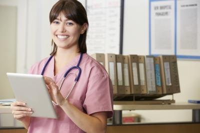 Information technology can help medical professionals improve the quality of healthcare.