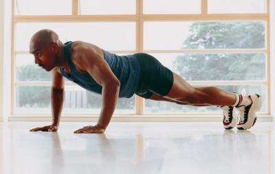 Very fit people can benefit from push-ups every day. Everyone else should build in longer rest periods.