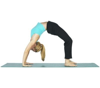 Yoga poses that exercise and strengthen the lats also tend to stretch them.
