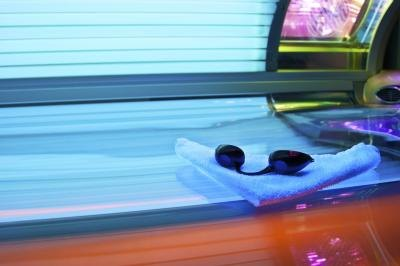 Tanning consultants assist customers at tanning salons.