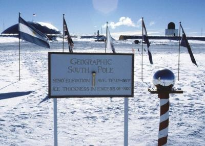 Interesting Facts About the South Pole (with Pictures) | eHow