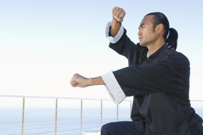 Kung fu exercises build flexibility, speed, endurance, power and balance.