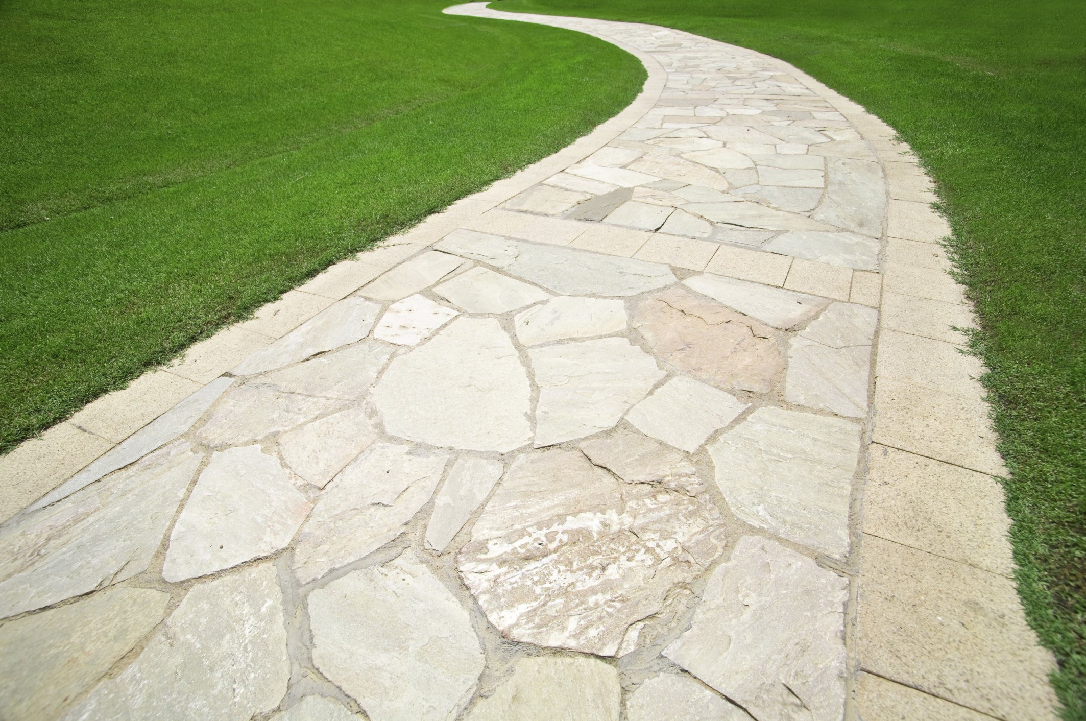 Types Of Stone For Walkways Ehow