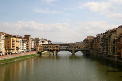 Florence is home to the prestigious Polimoda Fashion School.