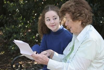 volunteering at nursing homes