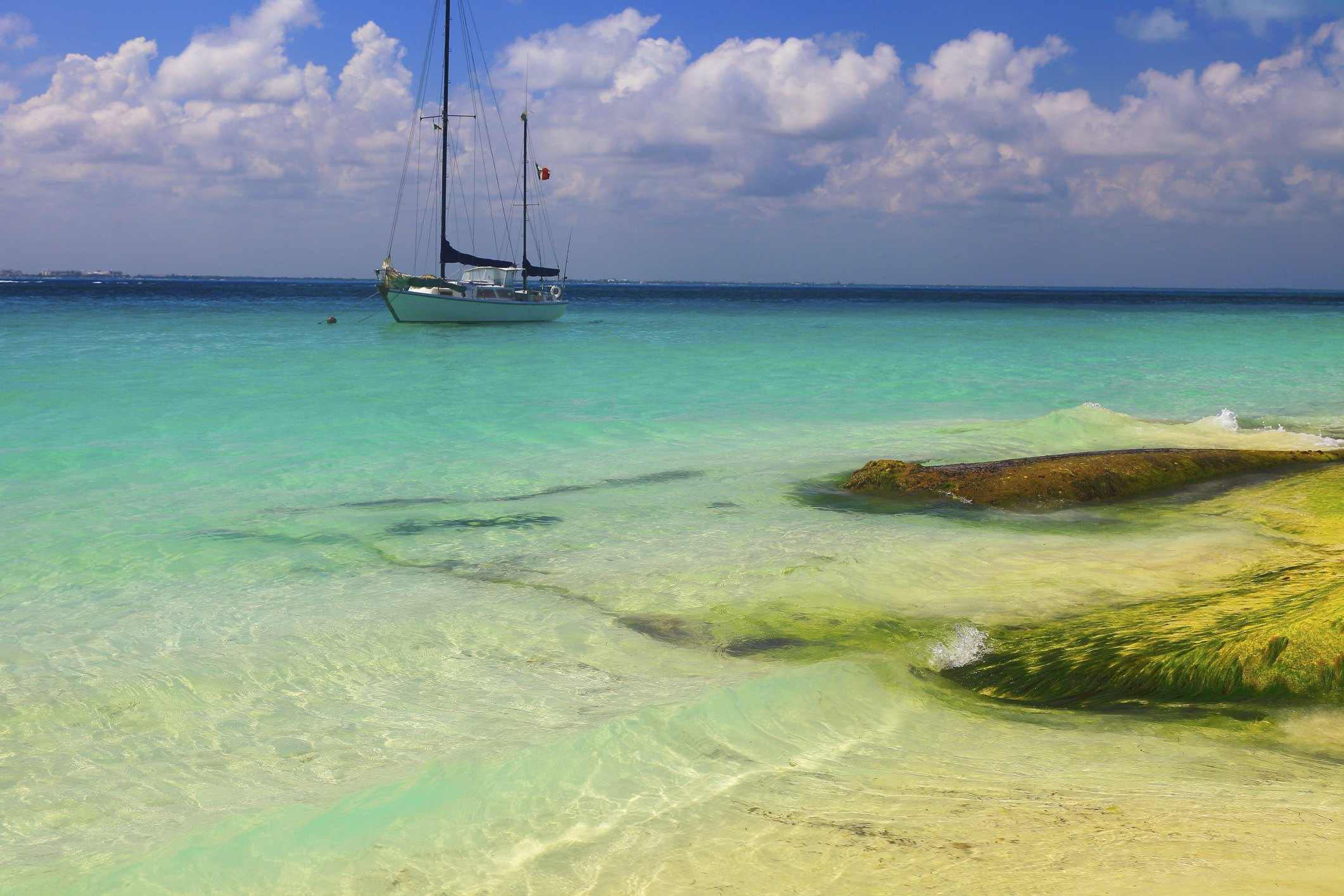 how do you get from cancun airport to cozumel