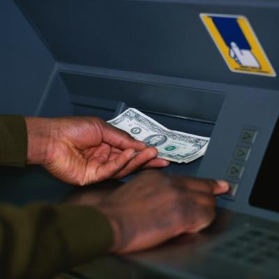 how to use atm without card