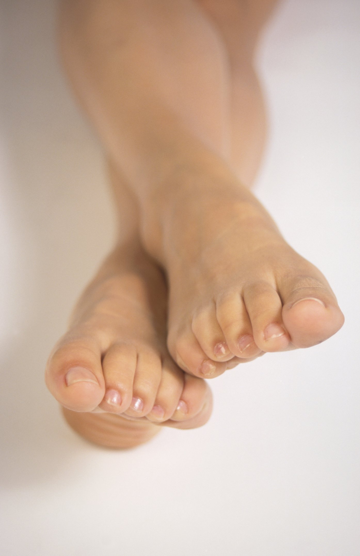 Homemade Foot Spa Treatment