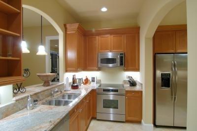 Sea Foam Green Kitchen Cabinets