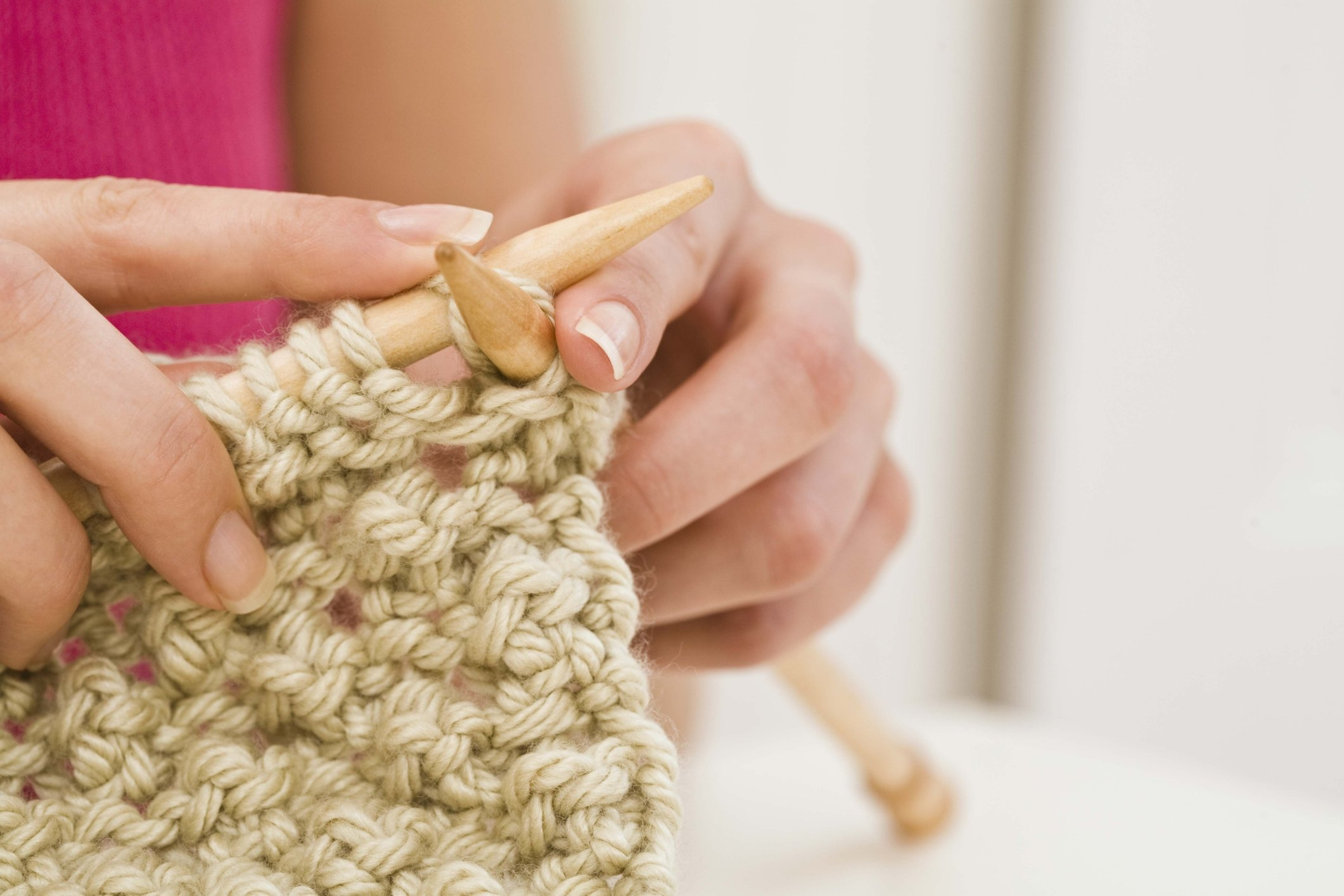 Knitting Projects With Large Knitting Needles Ehow