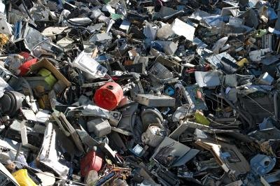 Electronic waste is harmful to the environment.