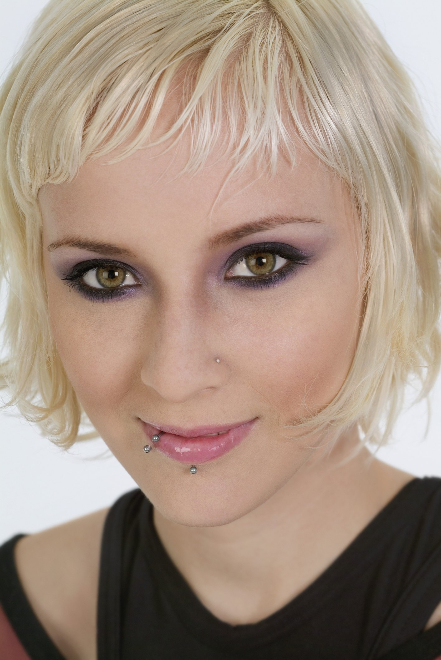How To Get Rid Of Dark Spots Around A Lip Piercing
