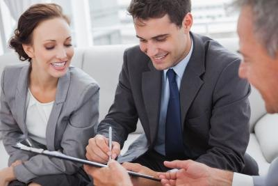 Electronic gadgets have made it easier to conduct business.
