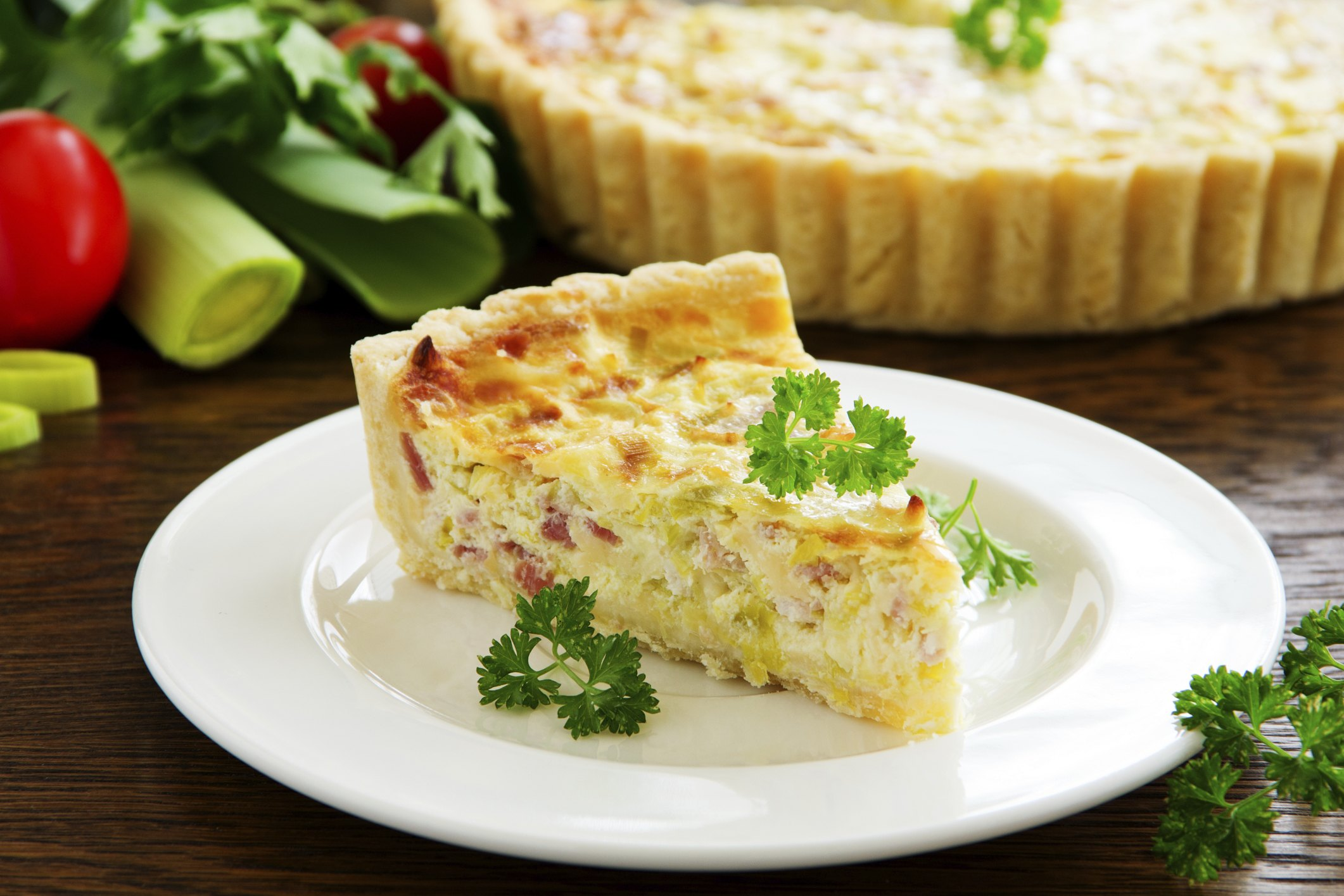 How To Reheat A Frozen Quiche Ehow