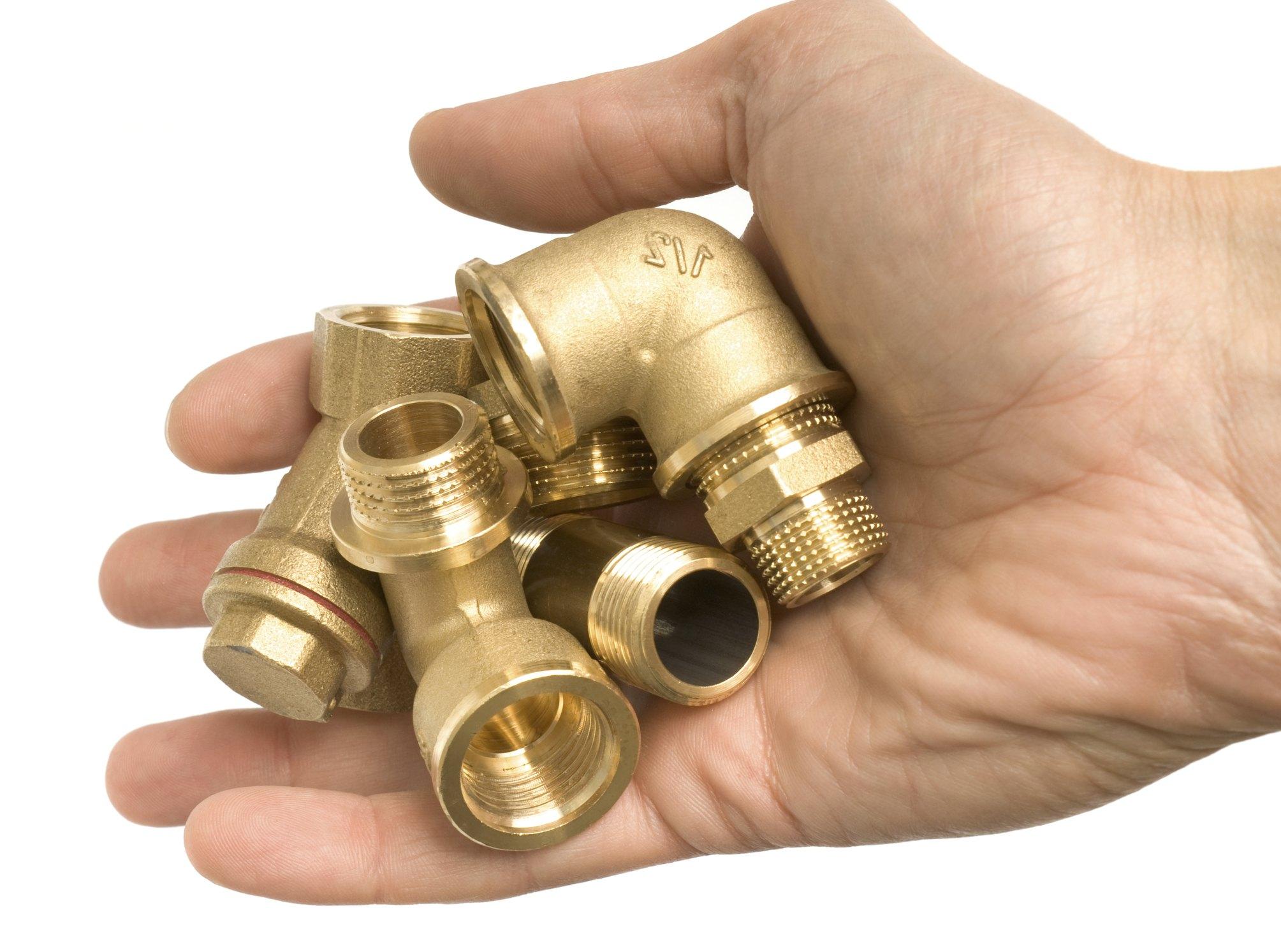 how to melt brass ehow