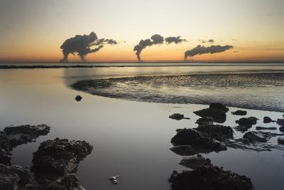 Air pollution derives from a range of industrial sources.