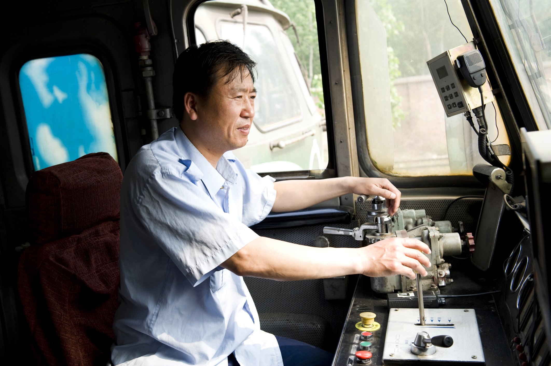 Classroom Train Decor ~ The average salary of train drivers with pictures ehow