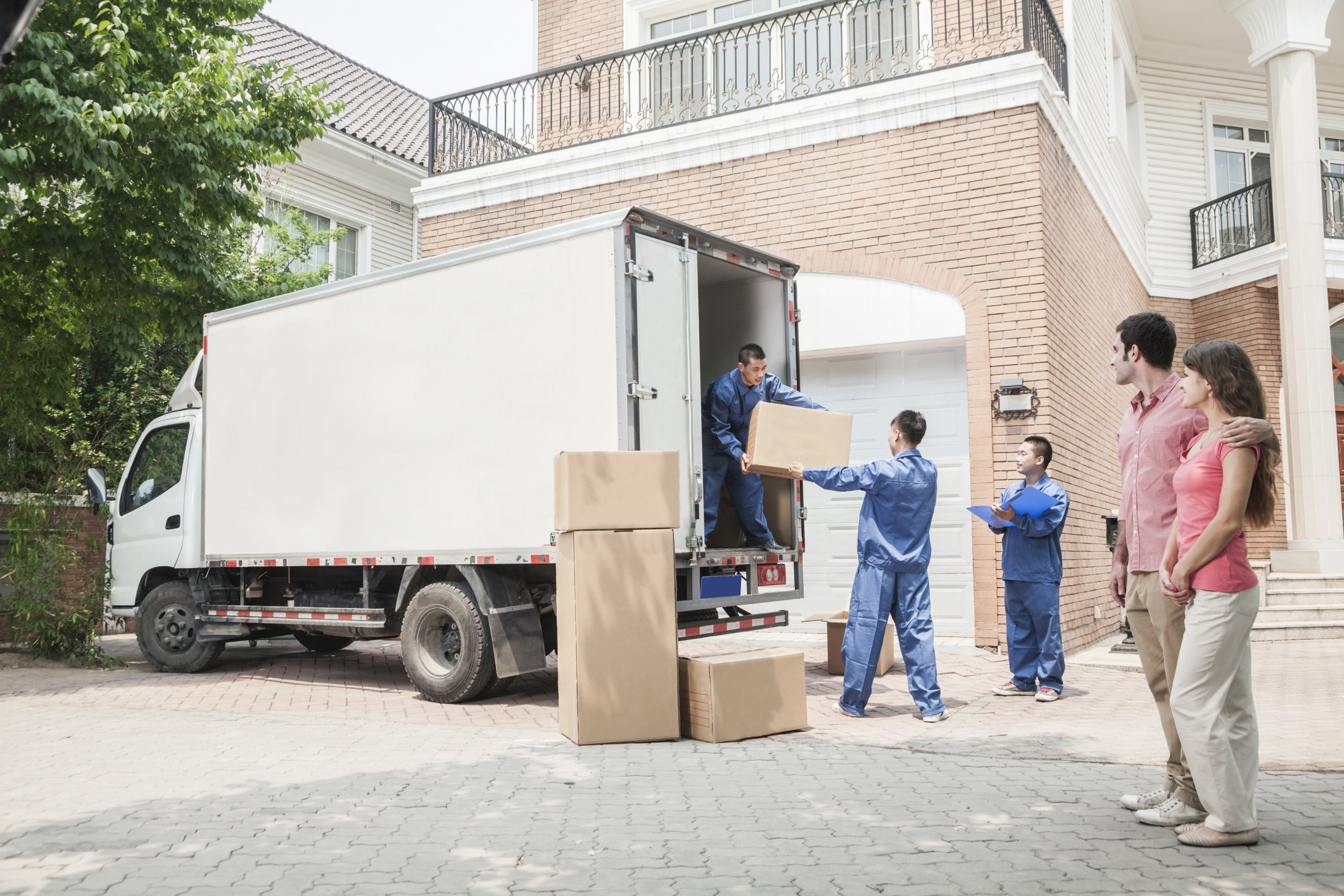 Typical Relocation Package Information | eHow