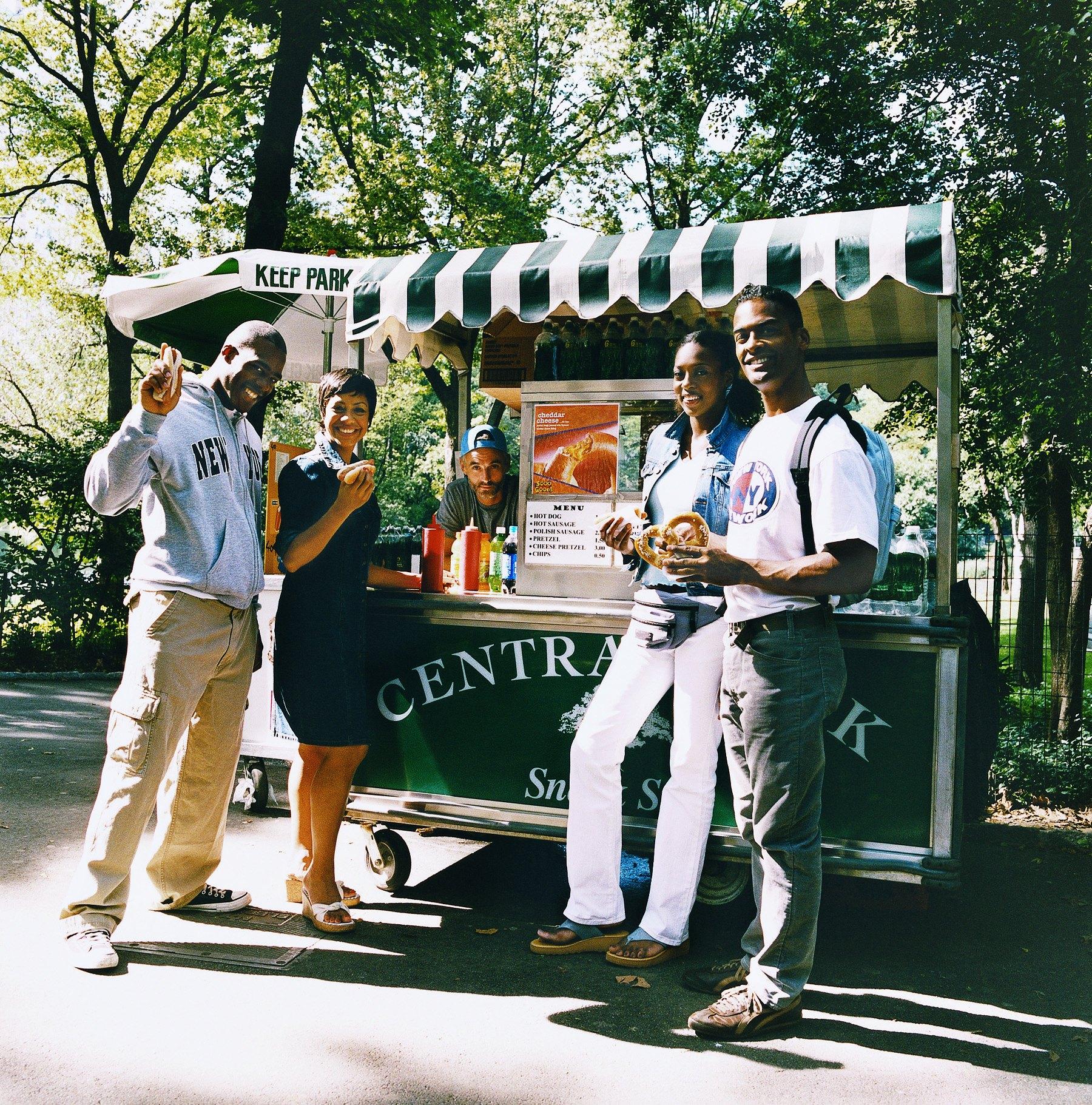 Can I Finance A Hot Dog Cart