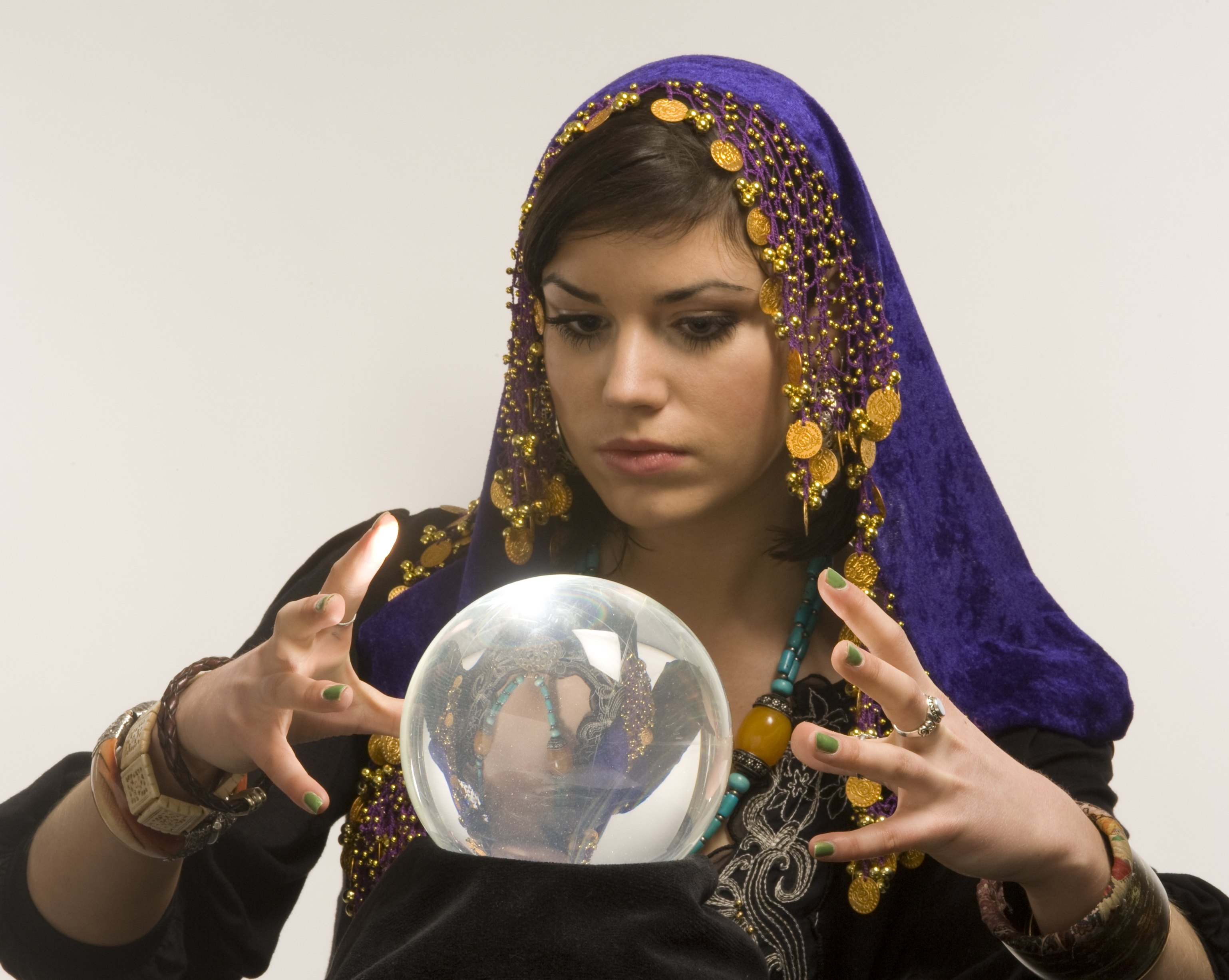 How To Create A Fortuneteller Costume Ehow