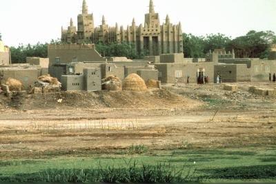 View of Mali.