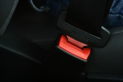 The seat belt law, notes IIHS, carries a maximum fine of $30 for a first offense.