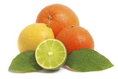 Citrus fruits are a source of water